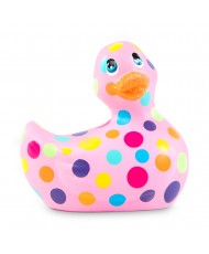 I Rub My Duckie Happiness Pink