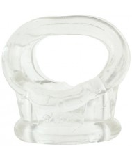 Oxballs Cocksling 2 Cock And Ball Ring Clear